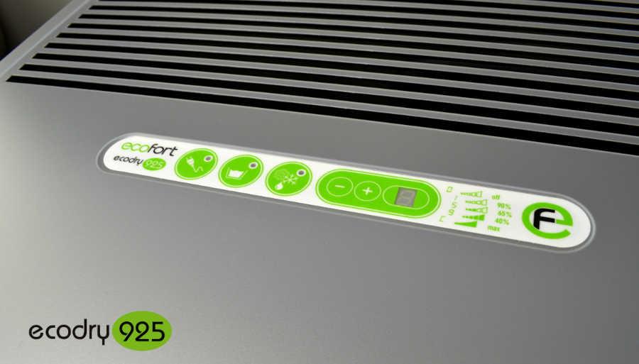 ecodry 925 Komfort-Steuerung