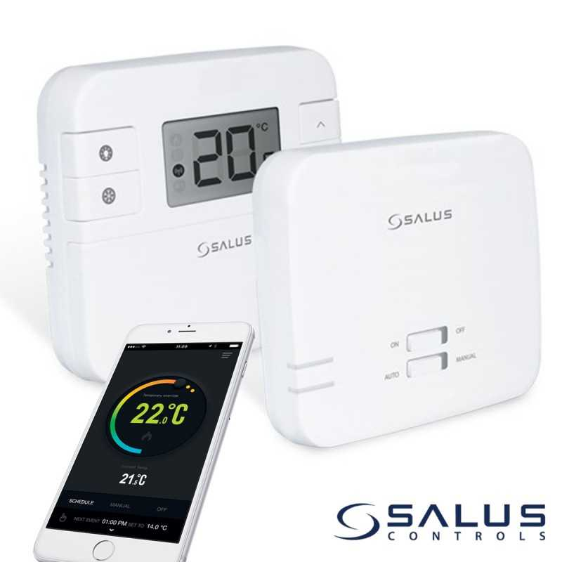 Salus RT310i - Fernbedienbarer Funk-Thermostat