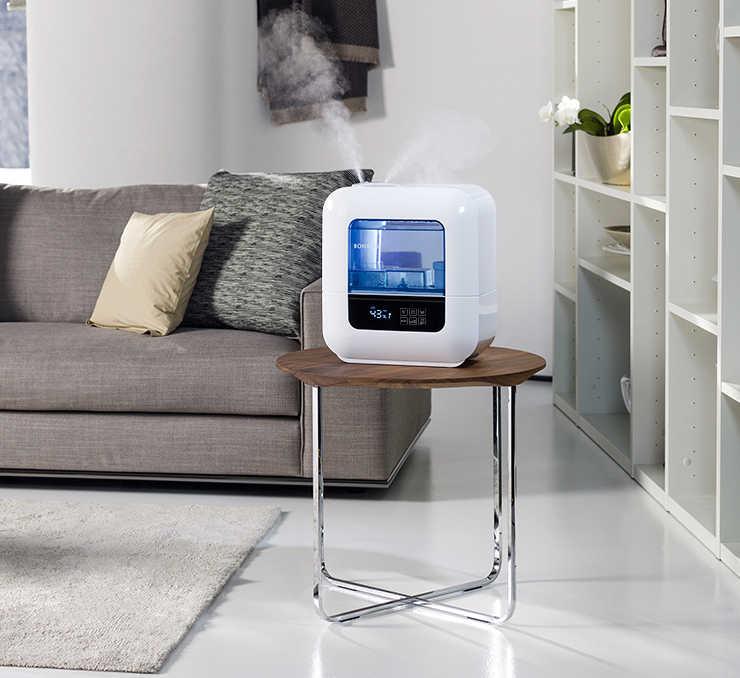 Boneco U700 Luftbefeuchter für Räume bis 80 m²