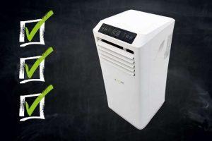 Checkliste für den Kauf einer mobilen Klimaanlage