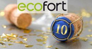 ecofort feiert 10 Jahre Jubiläum mit einem Tag der offenen Tür am 25.9.2021